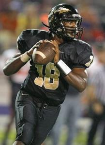 Dual-threat quarterback Cam Jackson (Press-Register file)
