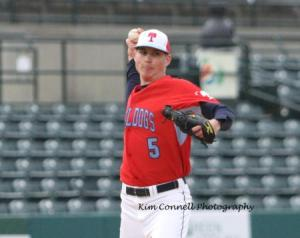 Pritcher is ths SoCon pitcher of the week