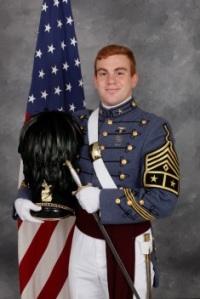 Cadet Matthew Bernard
