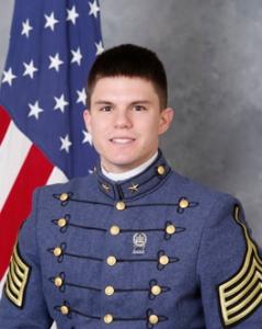 Cadet Donald Preston Hipps