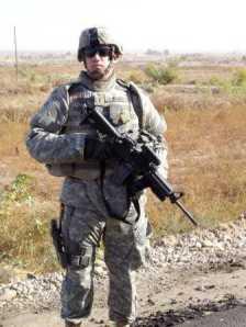 1st Lt. Russell Kaufmann