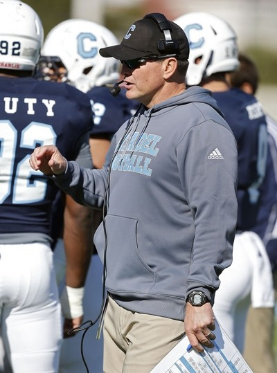 Coach Houston has changed the culture of Citadel football in two short years.