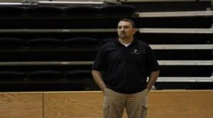 Coach Craig Mosqueda