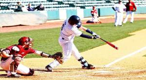 Stephen Windham has been a hot hitter for the Bulldogs