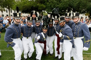 514 Cadets became Alumni Saturday