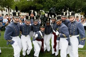 514 Cadets became Alumni Saturday