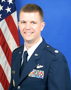 Lt. Col Currin is a '97 grad from Oscar Company