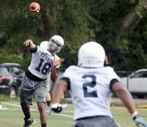 Will Cam Jackson be the Bulldog QB or Slot back?