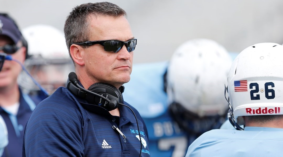 Citadel coach Mike Houston accepts job at James Madison |